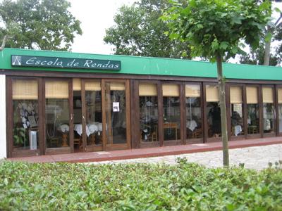 Klöppelschule, Portugal, Kunsthandwerk, klöppeln, Handarbeiten