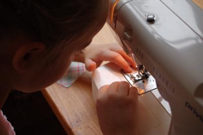 Puppe nähen, Kinder nähen, selbst gemachte Puppe, Lilo & Stitch, Disney Film, Stoffpuppe, Mein erstes Nähbuch, Ute Hammond