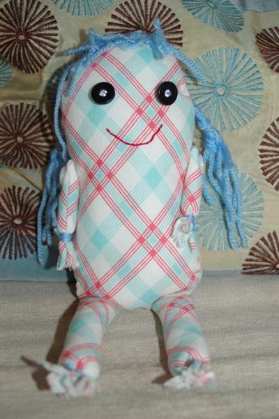 Puppe nähen,Kinder nähen,selbst gemachte Puppe,Lilo & Stitch,Disney Film,Stoffpuppe,Mein erstes Nähbuch,Ute Hammond