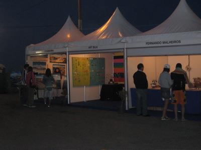 Stadtfest, Kunsthandwerk, Selbstgemachte Dinge, Verkaufsstände